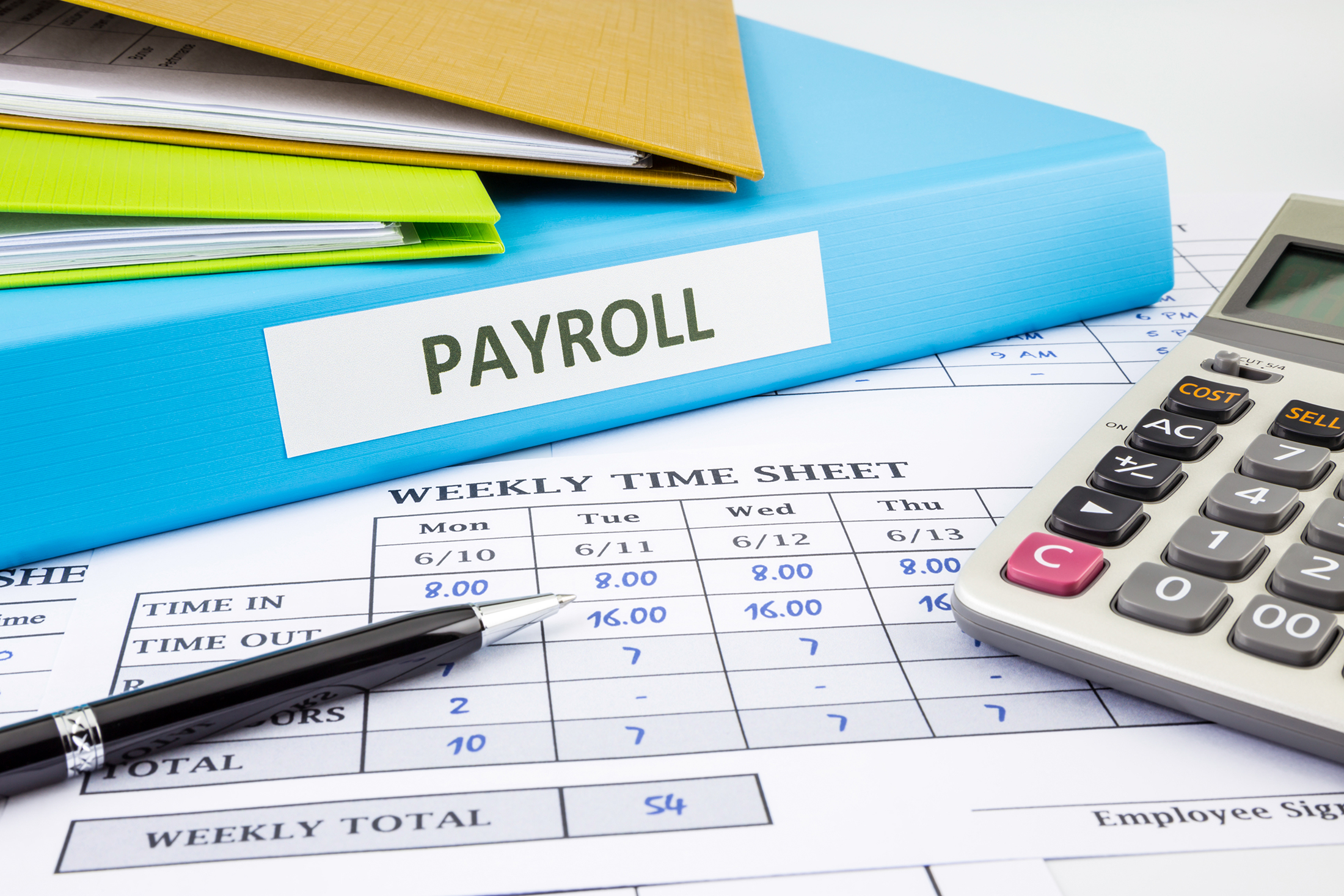 How New Tax Law Affects Payroll