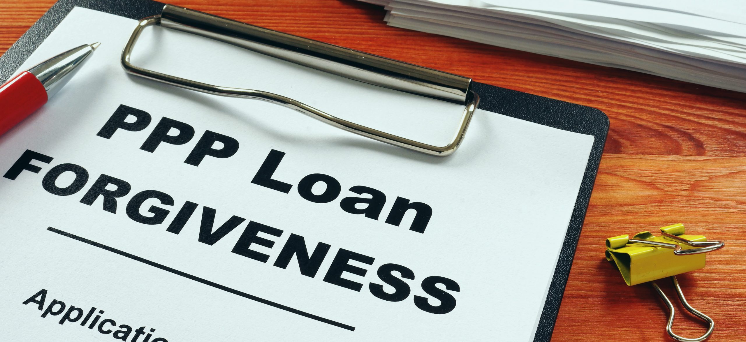 PPP Loan Forgiveness – Update!