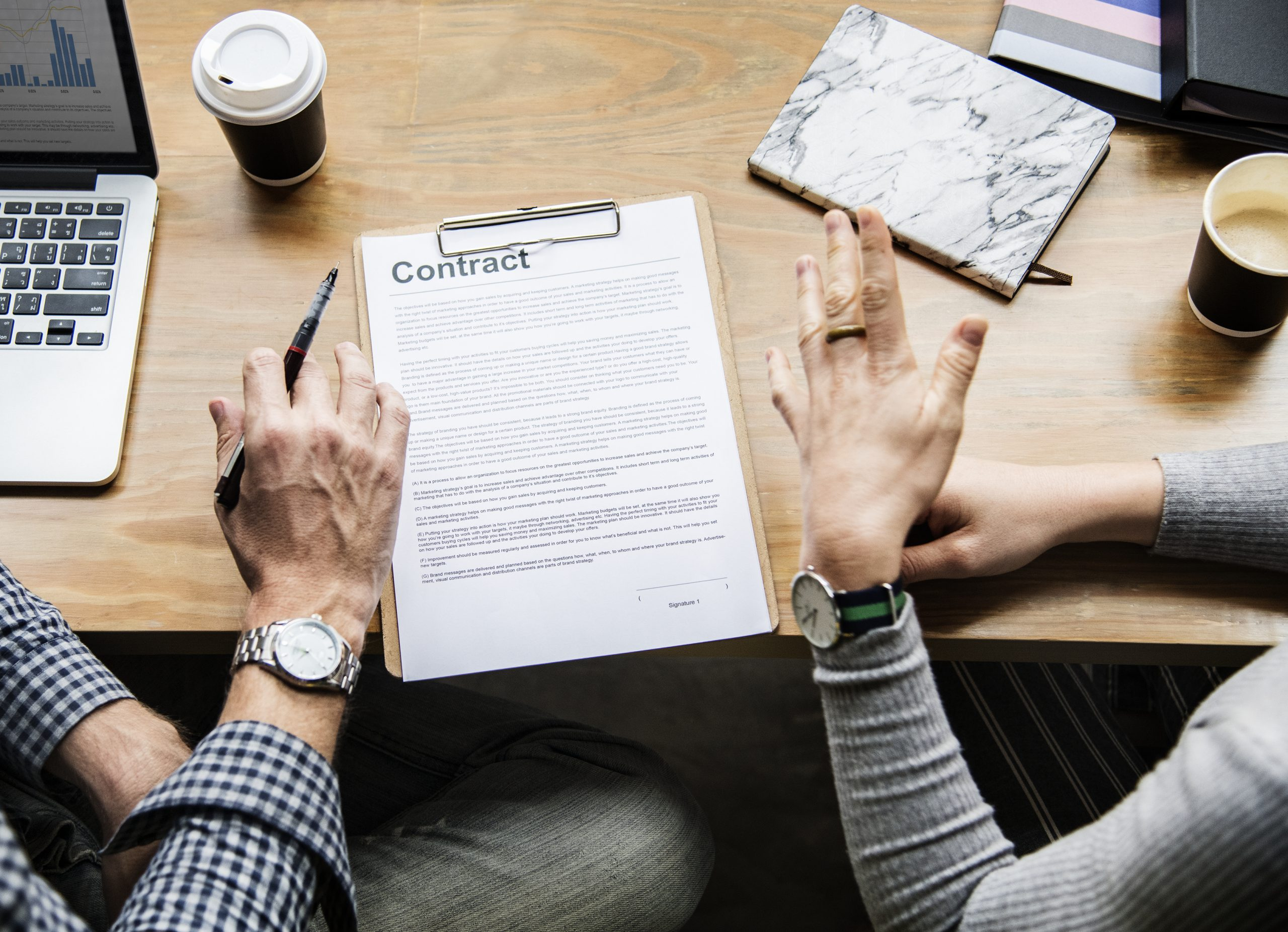 1099-NEC Form for Contractors/Freelancers